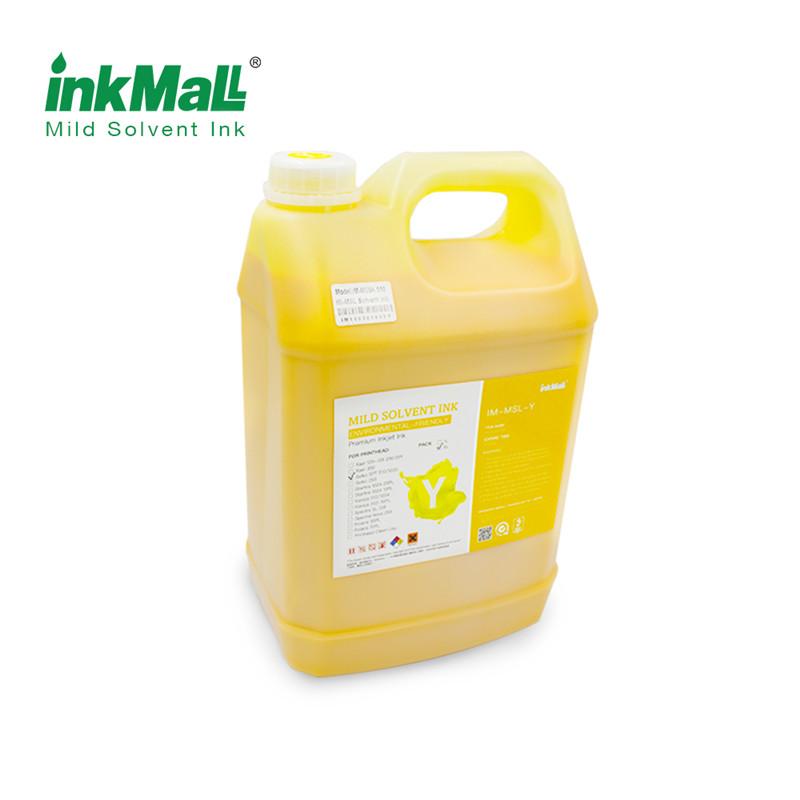 InkMall轻溶剂墨水适用柯尼卡512 14pl/35pl/42pl喷头